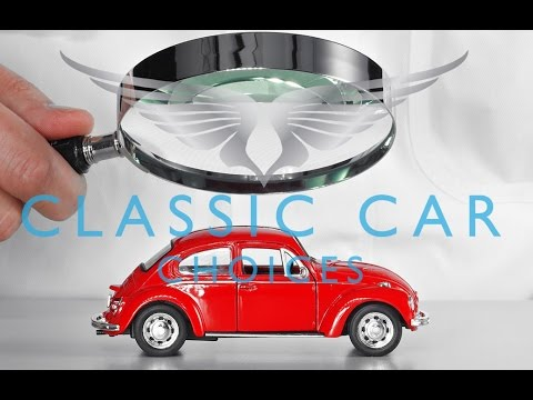 Buyers Guide To Classic Cars YouTube - Classic car guide