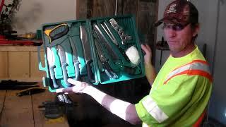 как сделать нож для снятия шкур своими руками
