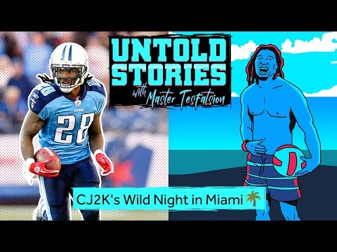 CJ2K, Other Titans Were Fined $140K After Epic Night Out In Miami | Untold Stories