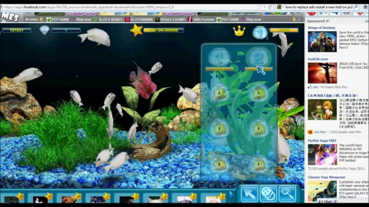 Aqualife 3D FunnyDogTV