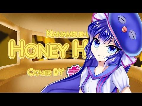 【 音街ウナ】 Honey Honey  【VOCALOIDカバー 】 TEST