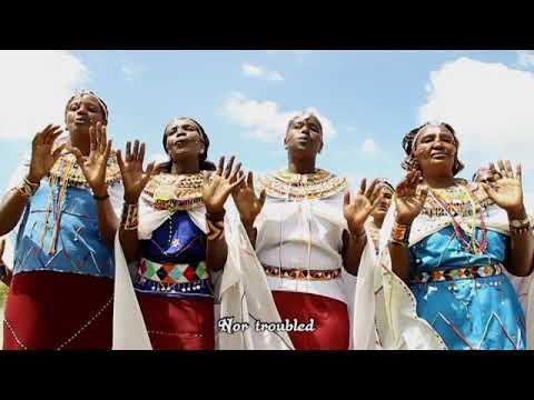 Namayiana choir ACK Maralal (Samburu gospel song)