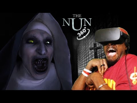 MY HEART RATE WAS OUT OF CONTROL | The Nun: Escape the Abbey 360 VR REACTION
