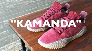 Обзор Adidas KAMANDA