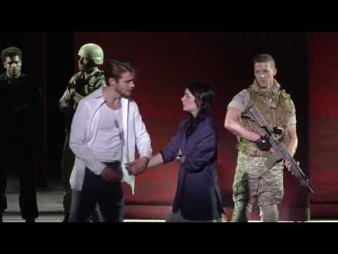 Troilus and Cressida Montage - Shakespeare in the Park 2016