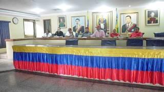 Rueda de Prensa de Concejales del Municipio Anaco II