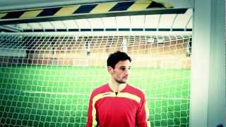 uhlsport - Making Of 2012 with Hugo Lloris (HD)