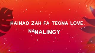 Joudas Gaetan Nash Leong So Sweet Lyrics