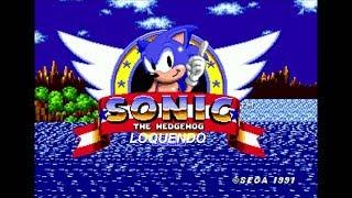 sonic the hedgehog (lean la descripcion)
