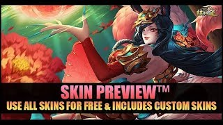 League Of Legends Skinchanger! Use Any Skin for Free!