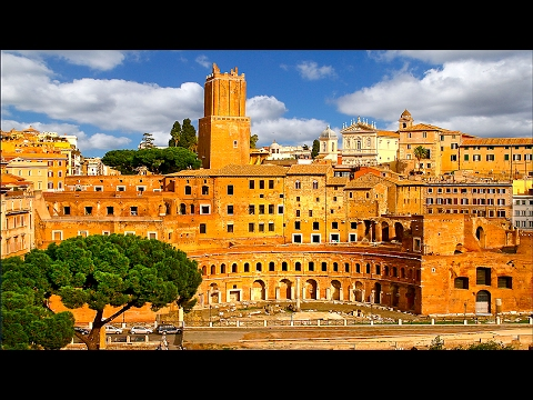 Rome Attractions - Best Places to Visit in Italy HD