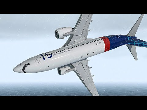Boeing 737 Crashes in Indonesia Just After Takeoff | Here's What Happened to Flight 182