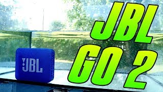 JBL GO 2 - test, recenzja, review. Lepszy niż JBL GO?