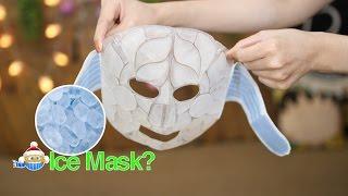 RƯ REVIEW ♡ MẶT NẠ ĐÁ LẠNH HÀN QUỐC DKCC - Ice Cooling Mask #Korea