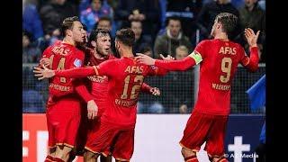 Goals PEC Zwolle - AZ
