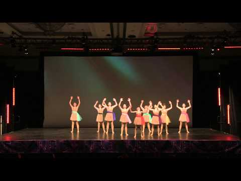 FORTITUDE choreography by Krista Sarro for Ultimate Dance Florida