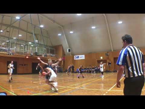 2017 Big V Round 8: Melbourne University Vs. Collingwood All Stars D2W