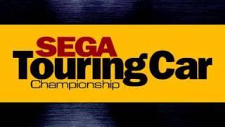 Model 2 Emulator SEGA Touring Car Championship Demo
