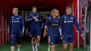 Сборная РФ по футболу сыграет с командой Хорватии в рамках отборочного турнира к Чемпионату мира