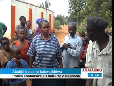 Ab'e Kamwokya beekalakaasizza lwa kazambi