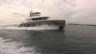 Setzer Yacht Architects NISI 2400 GT & V1700 Motoryachts
