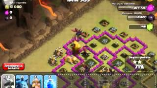 Clash of clans - guerre de clans/clans war