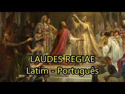 Laudes Regiae - aclamação do imperador - LEGENDADO PT/BR