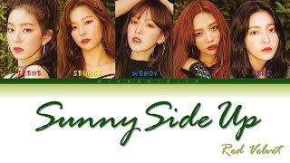 Red Velvet 레드벨벳   - Sunny Side Up! (Han/Rom/Eng) Col...