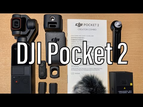 DJI Pocket 2 UnBoxing - Drone Hungary