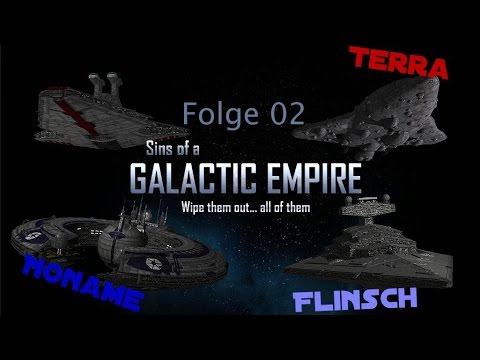 Massiver Piratenüberfall | Folge 2 | Sins Of A Galactic Empire | Let´s Play Together