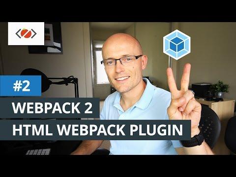 Webpack 2 - HTML Webpack Plugin