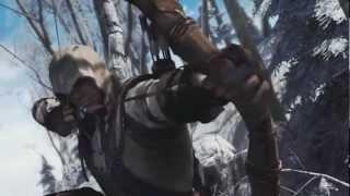 Assassin's Creed 3 Русский дублированный трейлер NEW