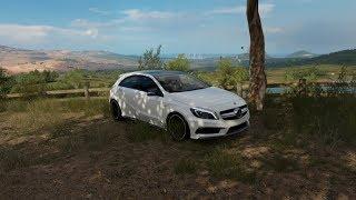 Forza Horizon 3 - Mercedes A45 AMG Gameplay HD !