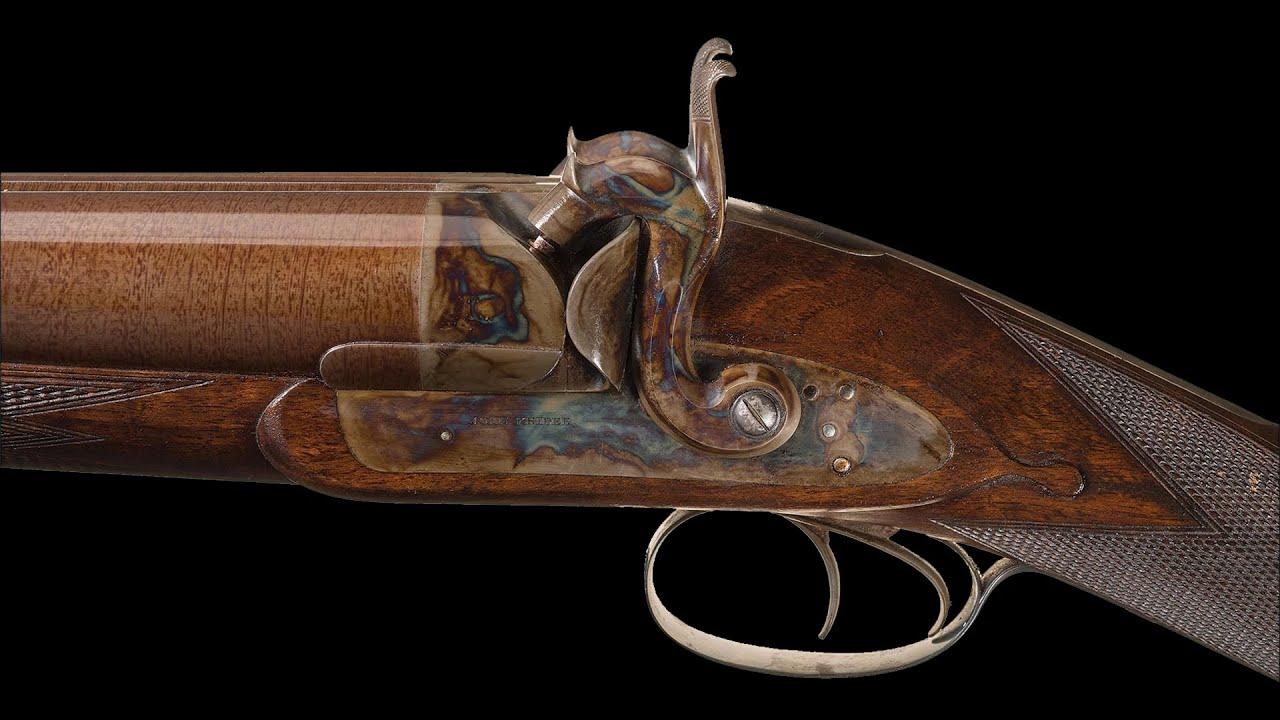 American Market Guns of the 19th Century