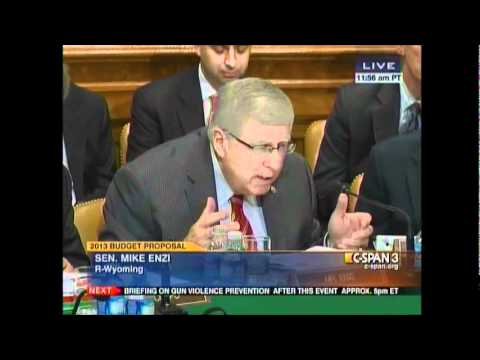Enzi opening remarks at Senate Budget Committee 04-18-12