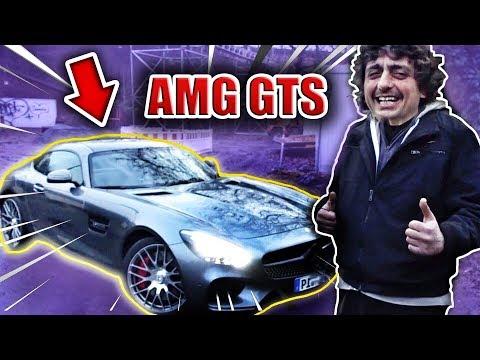 Ich Schenke LOCKE einen MERCEDES /AMG für 150.000€