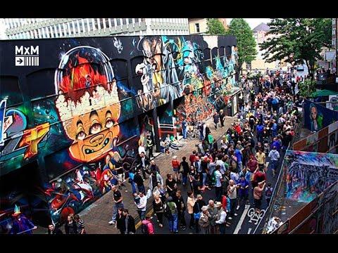 Bristol, la capital de la música en el Reino Unido