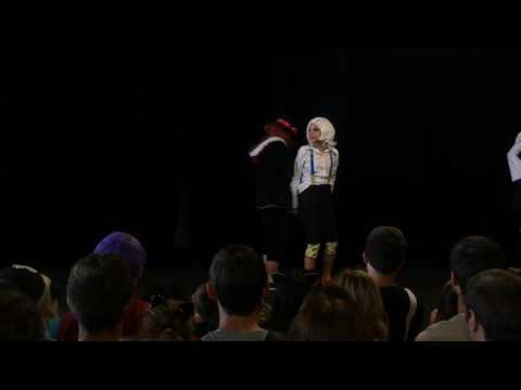 related image - Animasia 2016 - Défilé Cosplay Dimanche - 18 - Cross Over - Diabolik lovers - Tokyo Ghoul