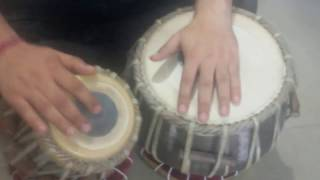 learn kehrwa taal on tabla lesson 20th.very simle and easy t...