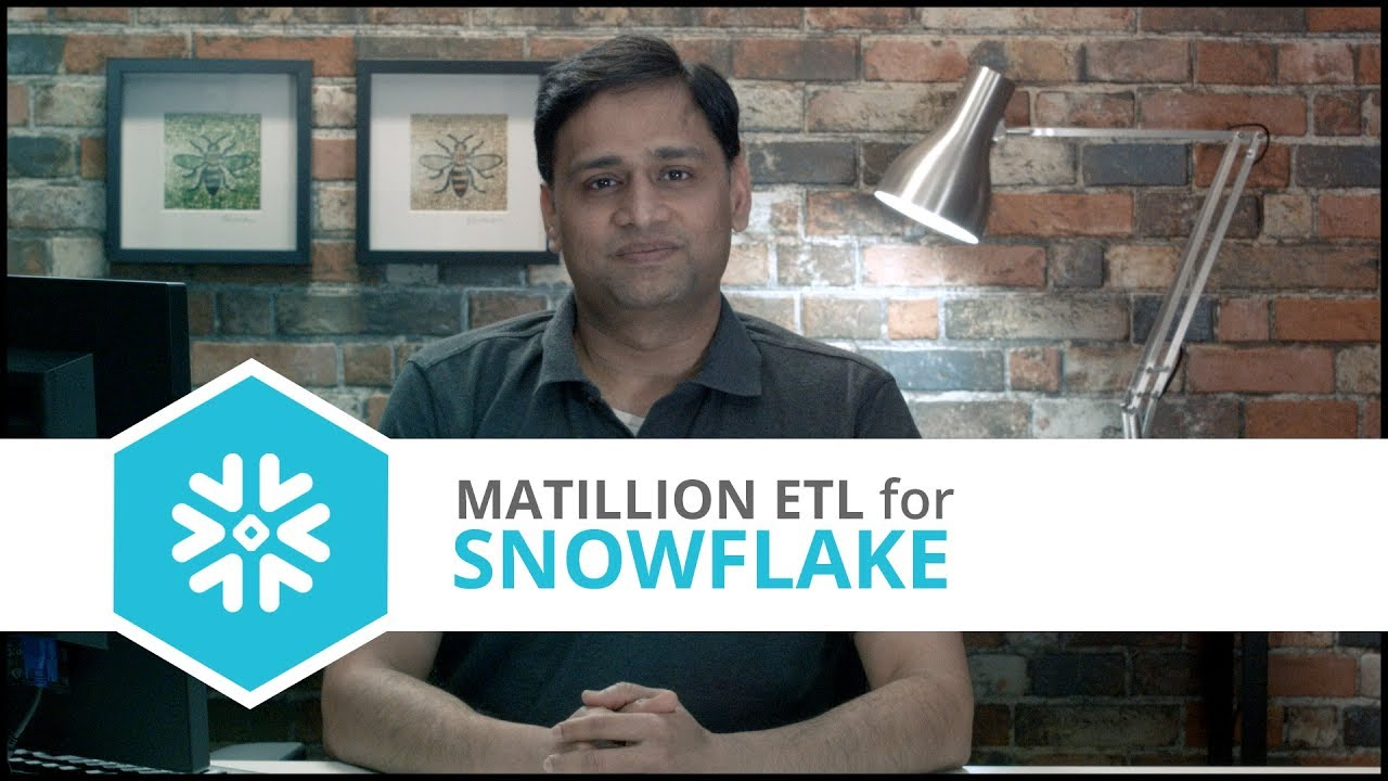 Tutorial | Oracle: Database Query Component | Matillion ETL for Snowflake