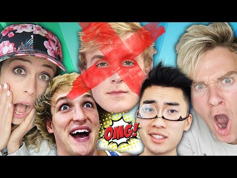 REACTING TO THE JAKE PAUL DISS TRACKS!!! (RICE GUM, LOGAN PAUL THE SECOND VERSE, ALISSA VIOLET)