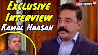 Kamal Haasan Interview with Rajeev Masand | CNN News18