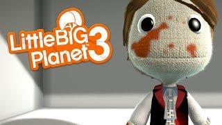 LittleBIGPlanet 3 - The Room [Horror Film by JOSHDAW123] - Playstation 4
