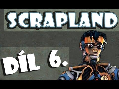 Scrapland Díl 6. Krvavý masakr