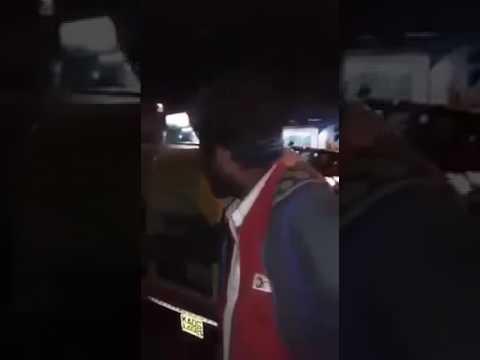 Bangalore Auto driver humorous comedy