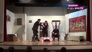 Ο Ξενιτέας από το Θεατρικό Μουριών-Eidisis.gr webTV