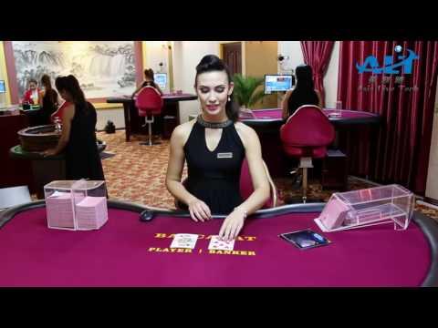 Asia Live Tech - Live Dealer Baccarat