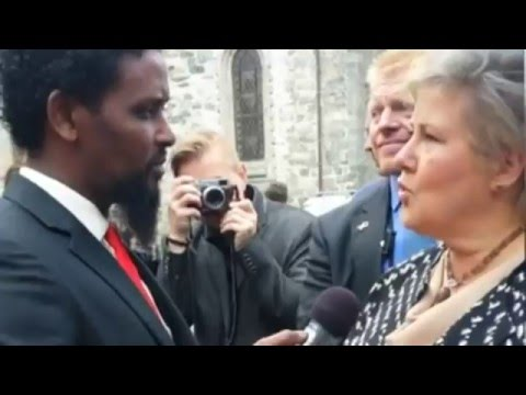 Interview with Norwigian Prime Minster Erna Solberg