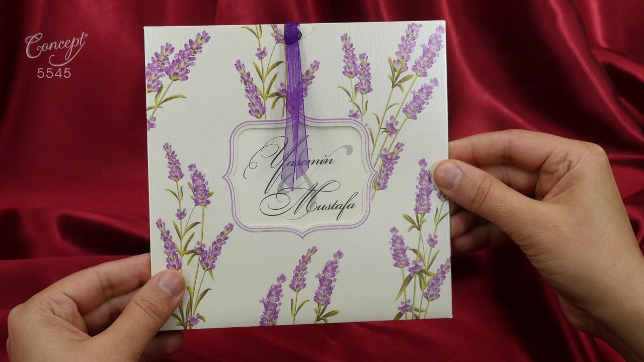Sedef Cards © | 5545 | Concept Collection | Düğün Davetiyeleri ...
