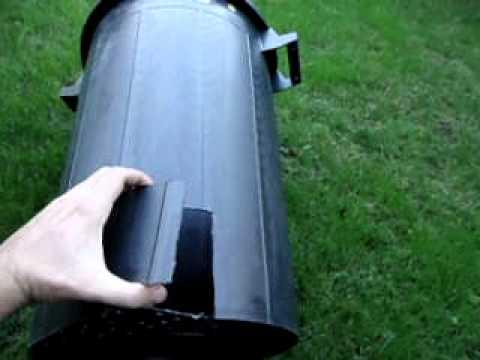 Costruire compostiera e risparmiare sulla bolletta youtube for Costruire compostiera
